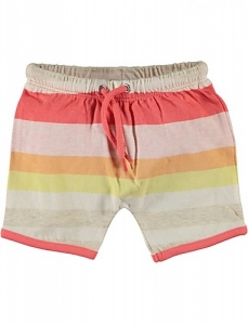 KIDS CASE HOSE SHORT ZWEIFARBIG